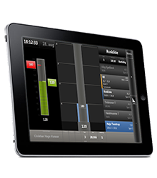 GreenSpeed driver advisory system - flexible user interface